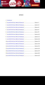 Bank Soal USM STAN apk screenshot