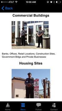Security Services Albuquerque apk screenshot