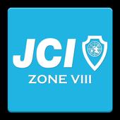 JCI Zone VIII icon