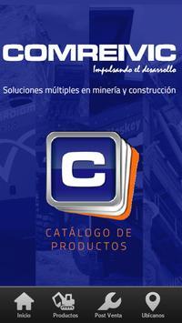 Comreivic Catalogo poster