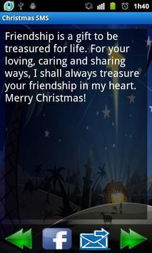 Christmas messages (SMS) apk screenshot