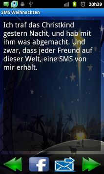 SMS Weihnachten apk screenshot