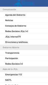 JCyL apk screenshot