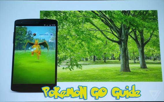 Guide for Pokemon Go poster