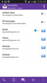 Email for Yahoo - Mail App apk screenshot