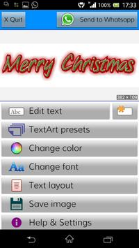 TextArt ★ Cool Text creator poster