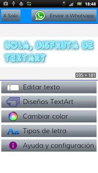 TextArt ★ Cool Text creator apk screenshot