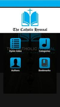 The Catholic Hymnal poster