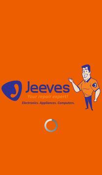 Jeeves Appliance Repair poster