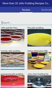 Jello Pudding Recipes Complete apk screenshot