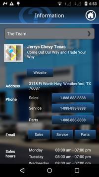 Jerry's Chevrolet apk screenshot