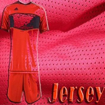 Jersey Design apk screenshot