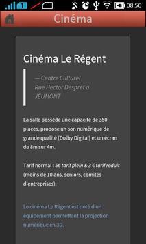 Jeumont apk screenshot