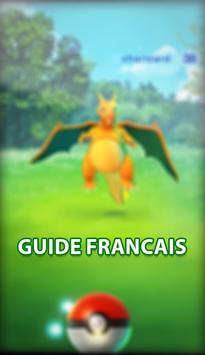 Guide Pour Pokemon Go Français poster