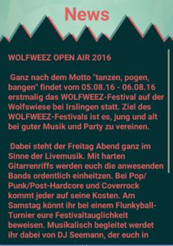 Wolfweez 2016 apk screenshot