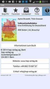 VWL Deutschland apk screenshot