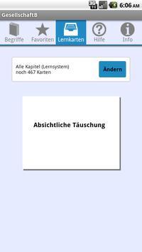 Gesellschaft B apk screenshot