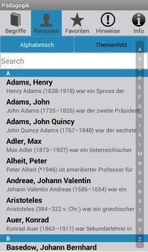 Pädagogik apk screenshot