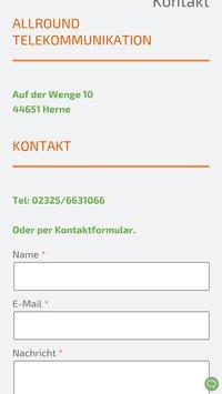 Allround Telekommunikation apk screenshot