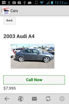 Jim Vick Auto Sales apk screenshot