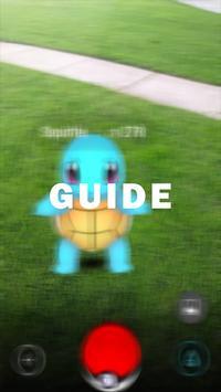 Aimer for Pokemon Go guide poster