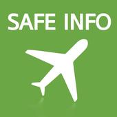 해외안전정보 안전매뉴얼, 해외여행, 유학 안전 icon