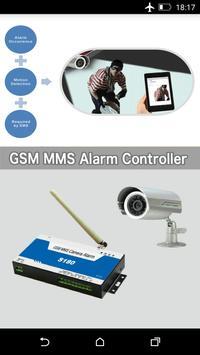 S180 GSM MMS Camera Alarm poster
