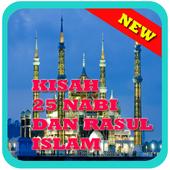 KISAH 25 NABI DAN RASUL ISLAM icon