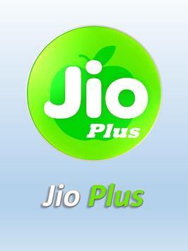 jio Plus poster