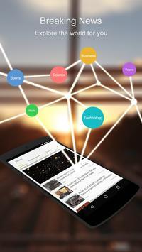 Next Browser - Fast & Private apk screenshot