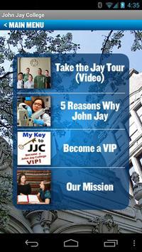 John Jay College - CUNY App apk screenshot