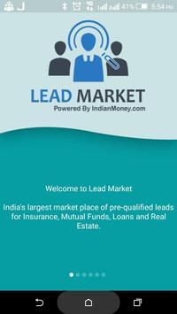 Lead Market - LeadSearchEngine poster