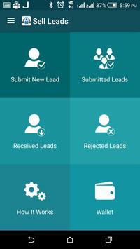 Lead Market - LeadSearchEngine apk screenshot