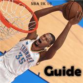 JJ Guide 4 NBA 2K 16 Free icon