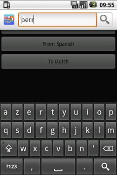 Euro Dictionary apk screenshot