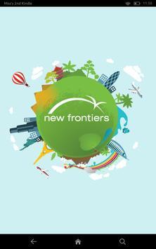 New Frontiers Travel Jobs poster