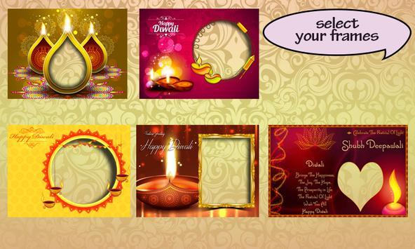Deepavali photo studio apk screenshot