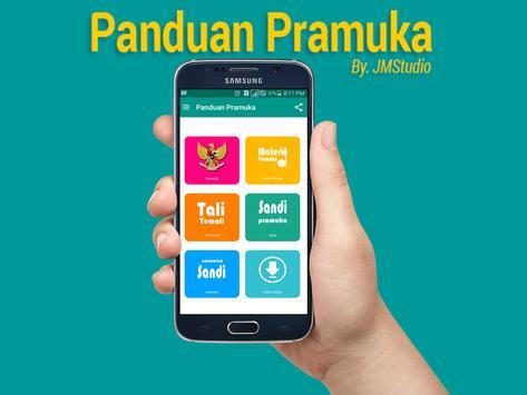 Panduan Pramuka 2016 poster