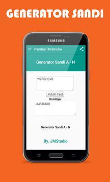 Panduan Pramuka 2016 apk screenshot