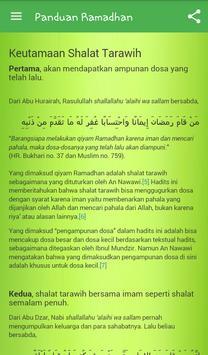 Panduan Ramadhan 2016 apk screenshot