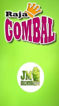 Raja GOMBAL poster