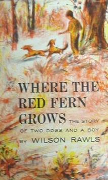 Where The Red Fern Grows Novel poster