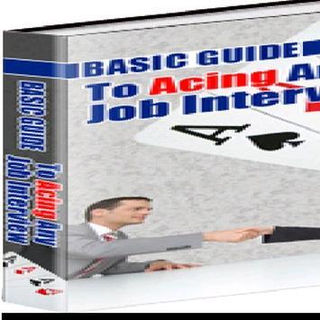 Acing Job Interview apk screenshot