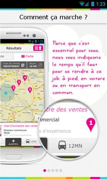 JOBaProximite apk screenshot