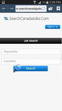 Job Search Canada apk screenshot