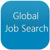 Job Search Global icon