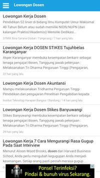 Cari Kerja di Lokeroke.com apk screenshot
