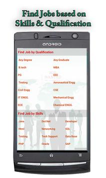 Jobs in India apk screenshot