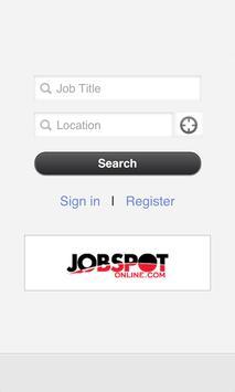 JobSpotOnline poster