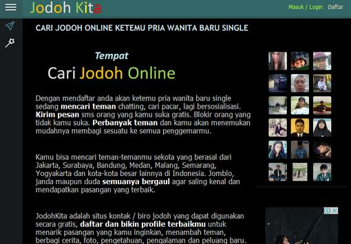 JodohKita - Cari Teman Online apk screenshot